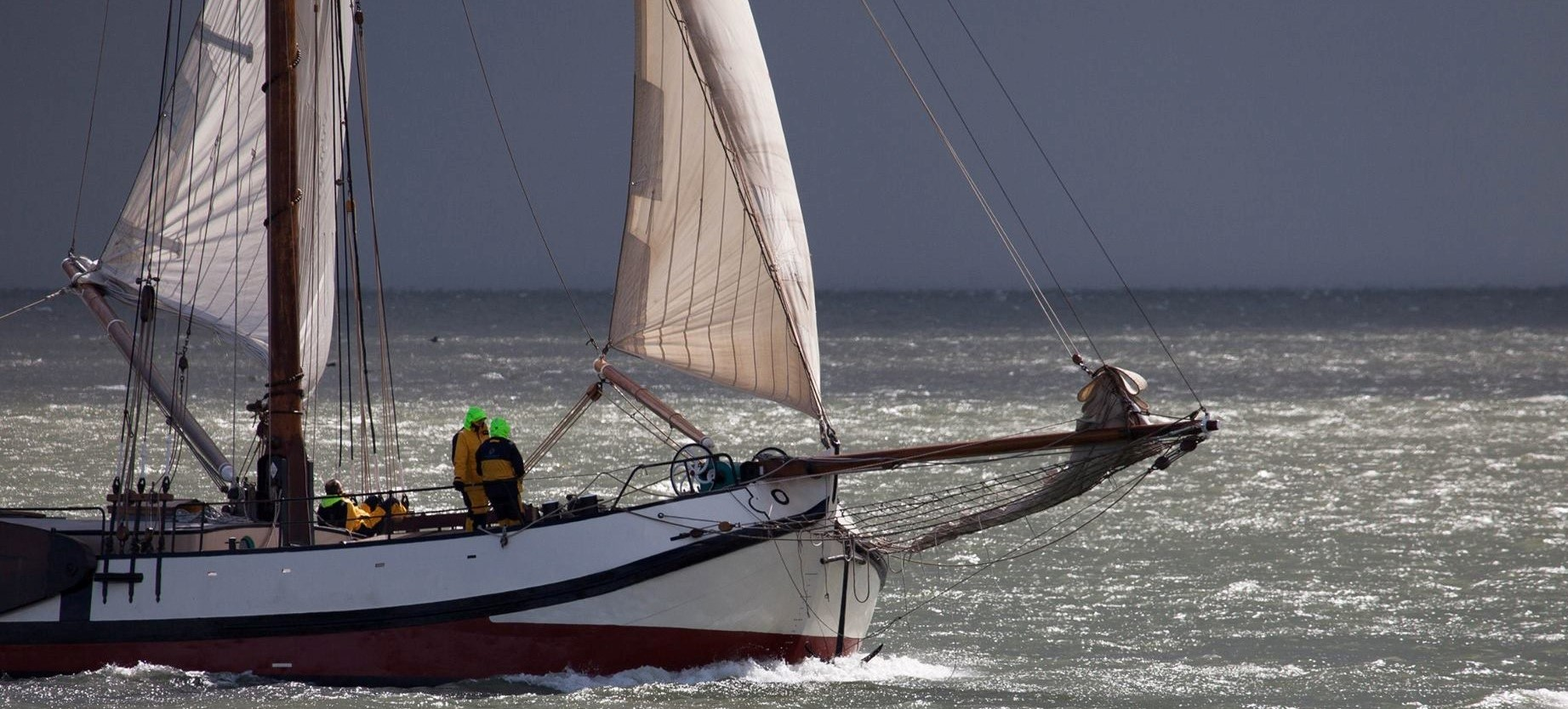 Sailing Holland Eendracht